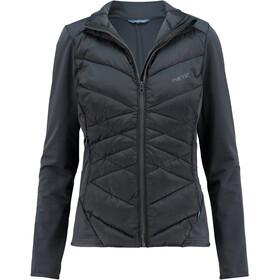Meru Duntroon Hybrid Jacket Women caviar/ebony